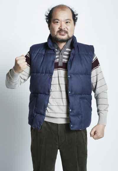 Ким Сан Хо